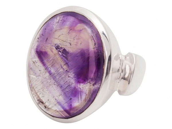 Elestial Amethyst Ring - 63/20