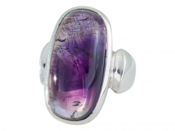 Elestial Amethyst Ring - 61/19,4