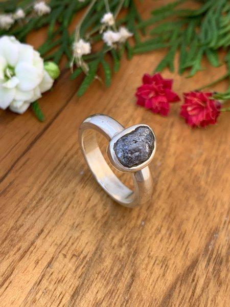Rough Diamond Ring - 56,5