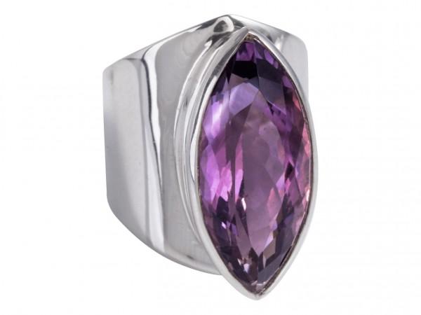 TOP Amethyst Ring