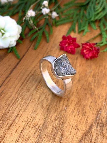 Rohdiamant Ring - 54