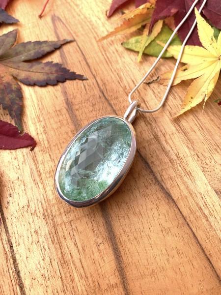 TOP Aquamarine pendant