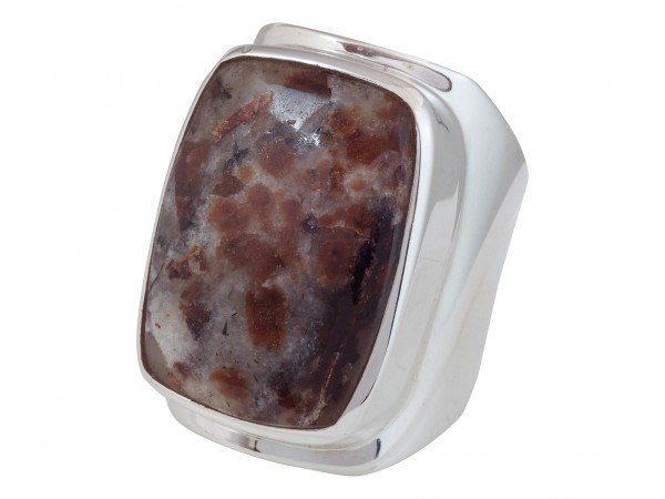 Astrophyllit Ring - 56