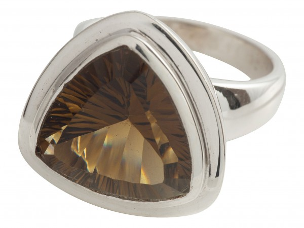TOP Smokey Quartz ring