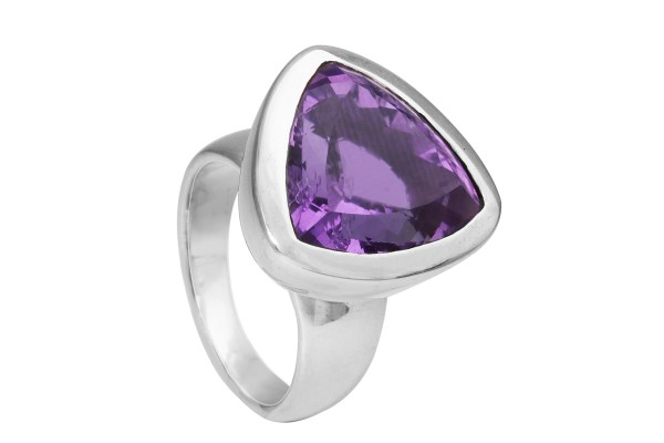 Amethyst Ring - 62