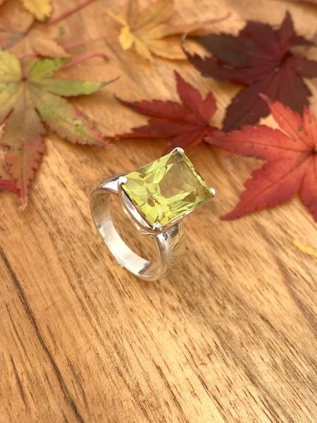 Lemonquarz Ring - TOP