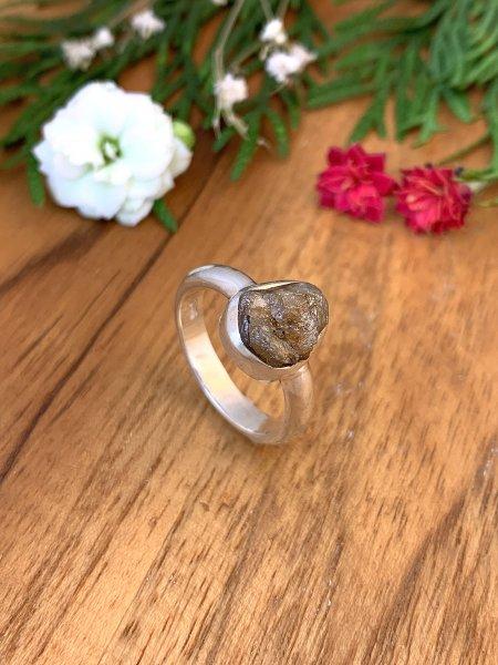 Rough Diamond Ring - 54