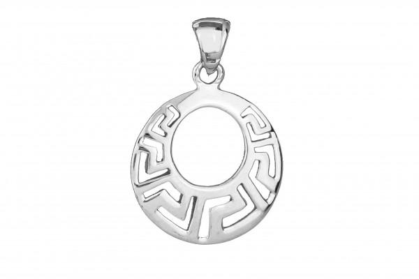 Silber Symbol Anhänger