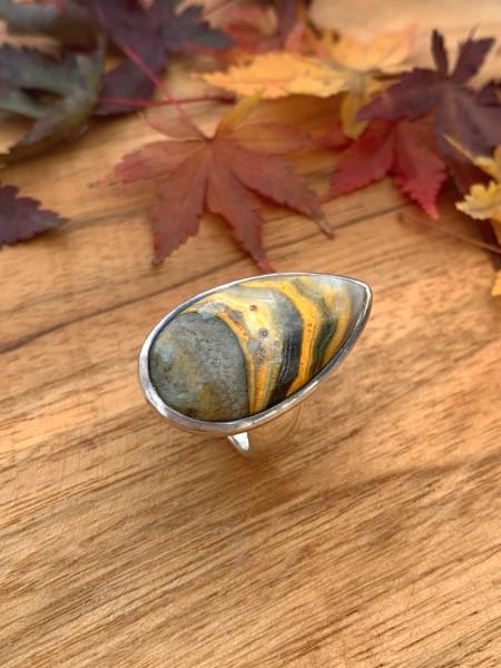 Hummel Jaspis Ring - 55