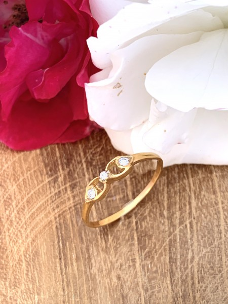Diamond Ring 18 k gold