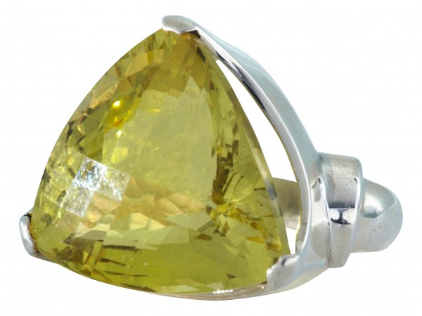 Top Lemonquarz Ring - 57/18