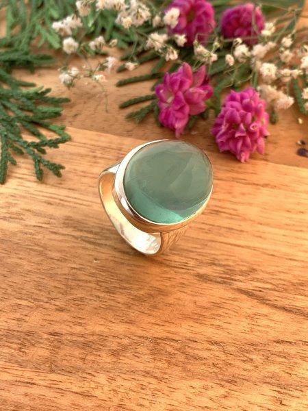 Fluorite Ring - TOP - 61/21