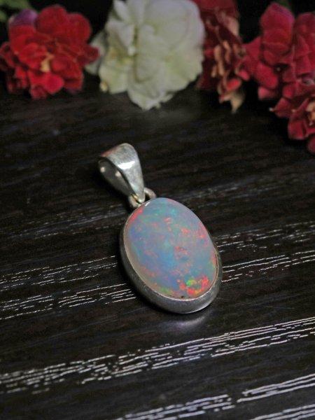 Opal Pendant - TOP Welo