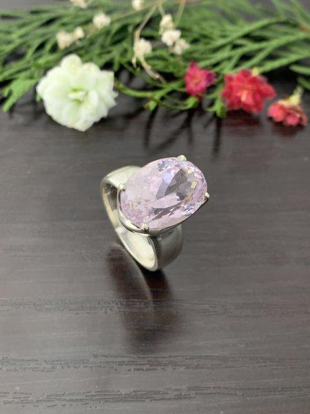 Kunzit Ring - TOP - 60