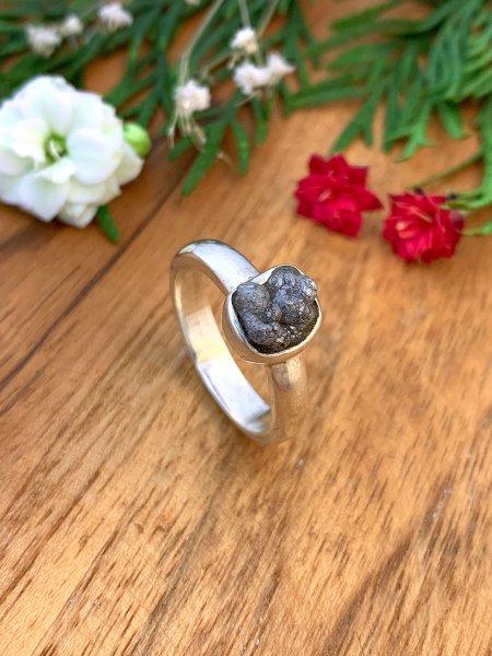 Rough Diamond Ring - 58