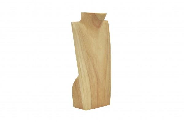 Schmuckbüste Holz - 25cm