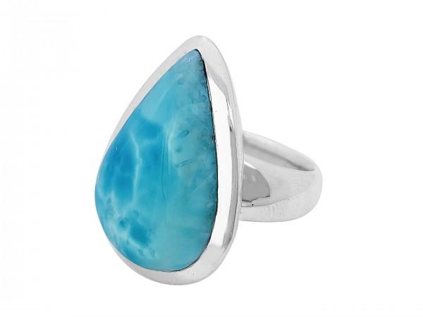 Larimar Ring - 62
