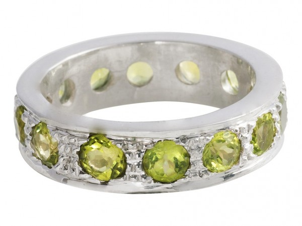 Peridot Ring - 58