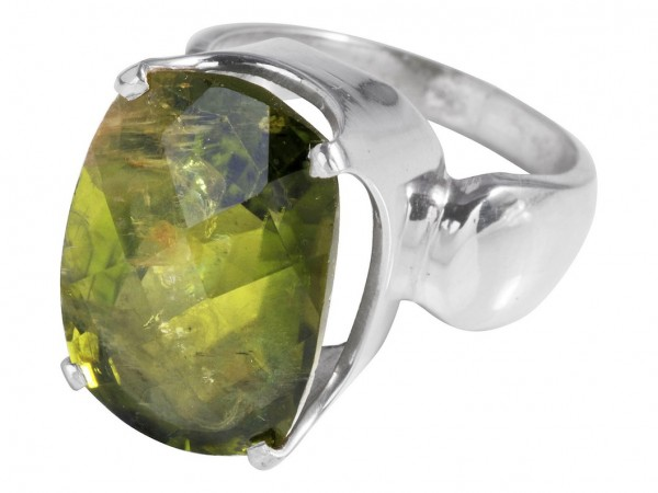 Peridot Ring XL