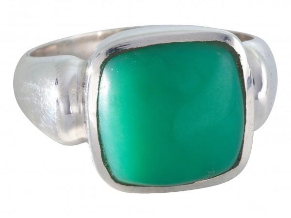Chrysoprase Ring - 60/19,1
