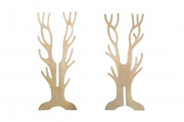 Schmuckbaum - Holz 50cm