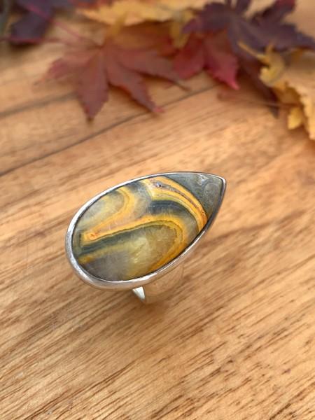 Hummel Jaspis Ring - 57