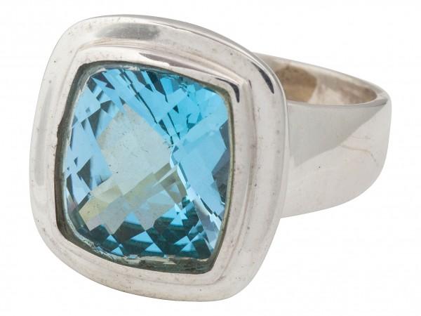 Blautopas Ring - 54