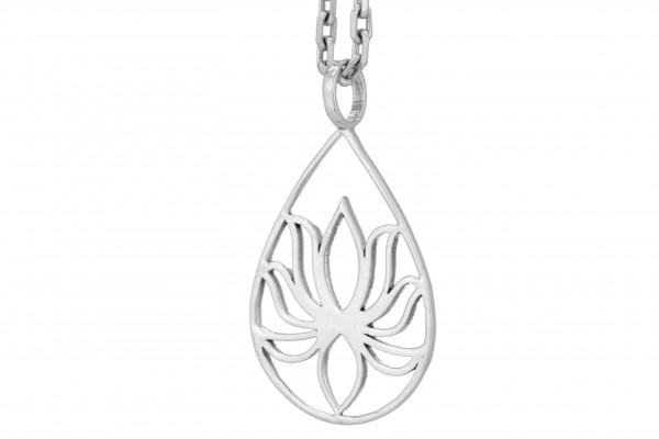Lotusblume Anhänger