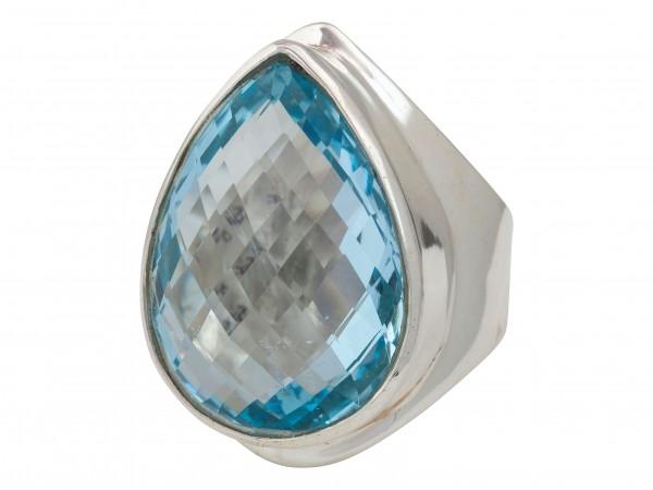 Blautopas Ring - 57