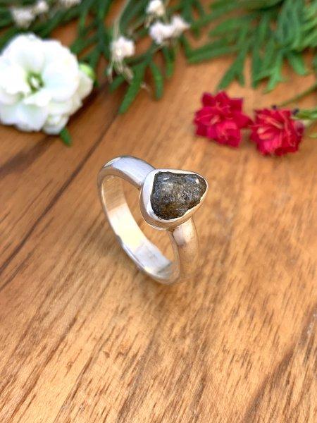 Rough Diamond Ring - 55,5