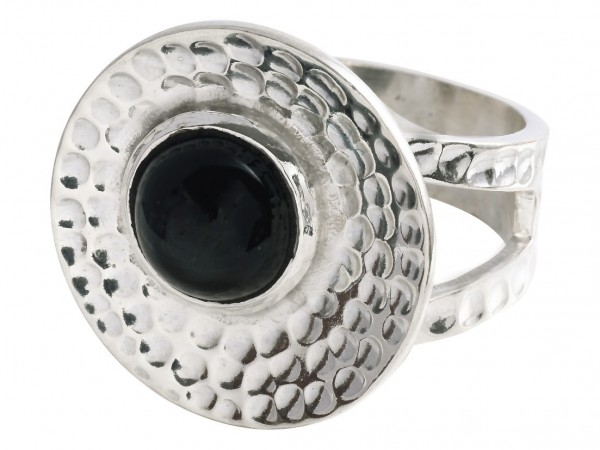 Star Diopside ring - 54