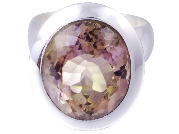 TOP Ametrin Ring