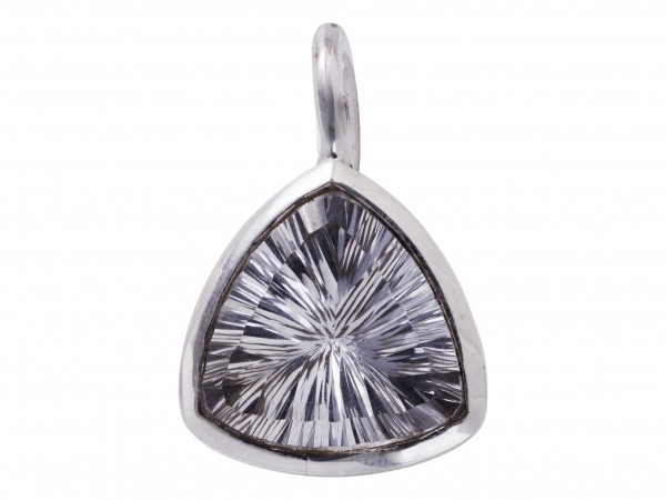 Rock crystal pendant pendants gemstone jewelry arnava rock crystal pendant aloadofball Gallery
