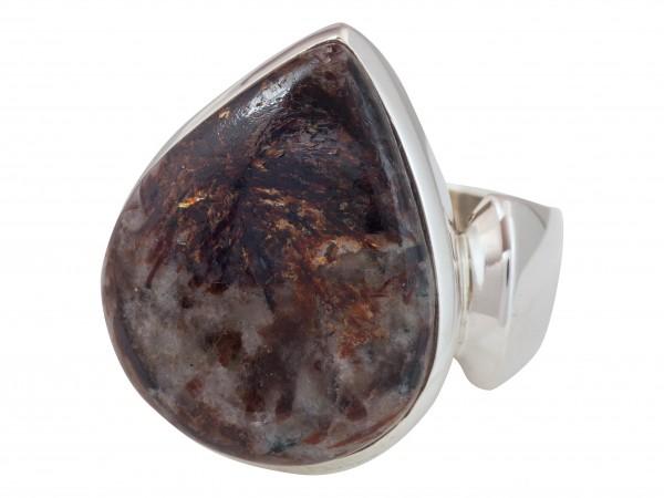 Astrophyllit Ring