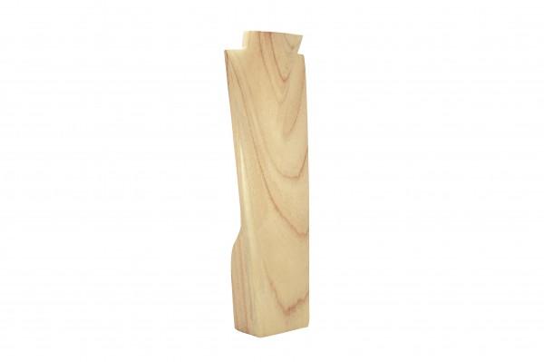 Schmuckbüste Holz - 50cm