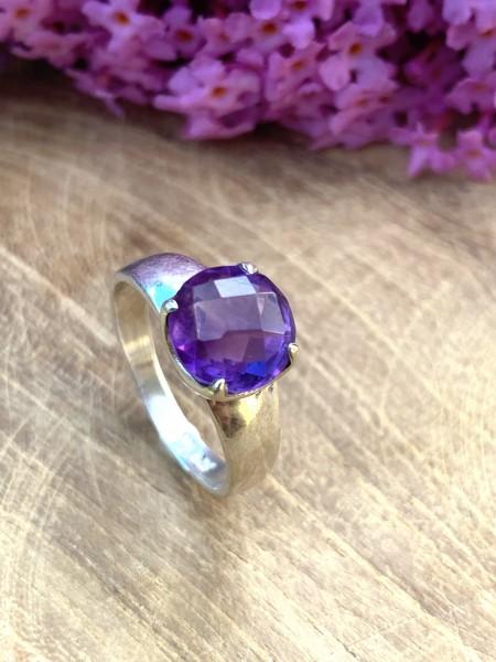 Amethyst Ring - 52,5
