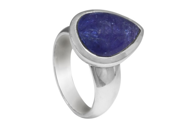 Tansanit Ring