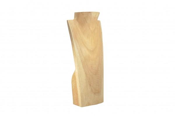 Schmuckbüste Holz - 30cm