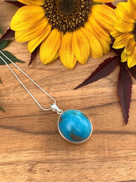 Persian Turquoise Pendant