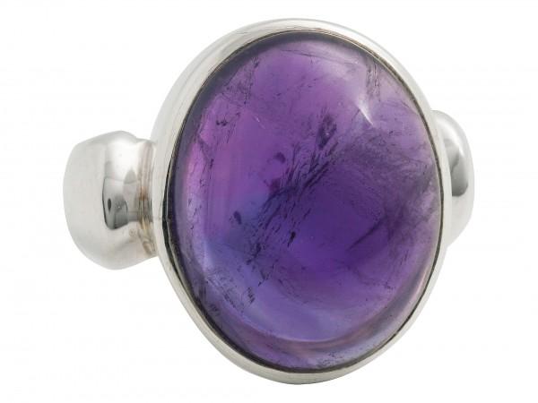 Amethyst Ring - 57/18
