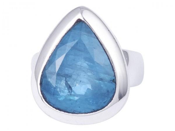TOP Aquamarin Ring